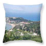 Erikousa 4 Throw Pillow