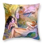 Eroscape 1201 Throw Pillow