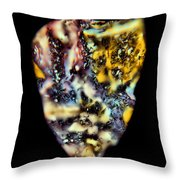 Erotic Intimidation Throw Pillow