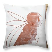 Esau - Tile Throw Pillow