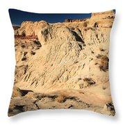 Escalante Badlands Throw Pillow