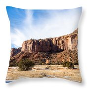 Escalante Canyon Throw Pillow