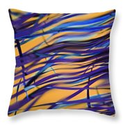 Escape.. Throw Pillow