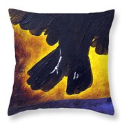 Escape To Your Dreams By Jaime Haney Throw Pillow