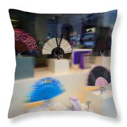 Espania Throw Pillow