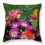Essence Of Joy 3 Throw Pillow