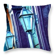 Essence Of New Orleans Throw Pillow