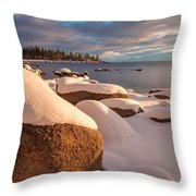 Essence Of The Season Throw Pillow