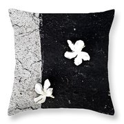 Essence Of The Wind Throw Pillow