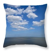 Essex Coast Throw Pillow