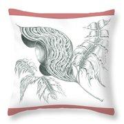 Eternal Blossom- Aiyana Throw Pillow