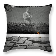 Eternal Remembrance Throw Pillow