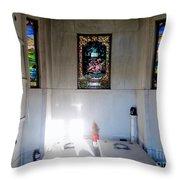 Eternal Rest Throw Pillow