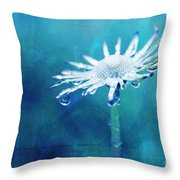 Eternal - Textured Throw Pillow