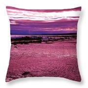 Eternal Tides Throw Pillow