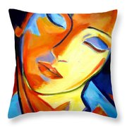 Eternity Throw Pillow
