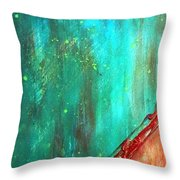 Ethereal 567 Throw Pillow