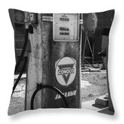 Ethyl Throw Pillow