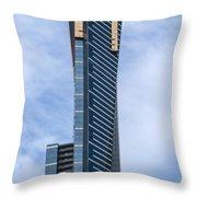 Eureka Tower Throw Pillow