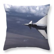 Eurofighter  Throw Pillow