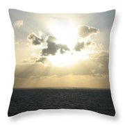 Europe Throw Pillow