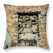 Evanston Wyoming - 1 Throw Pillow
