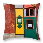 Evanston Wyoming - 2 Throw Pillow