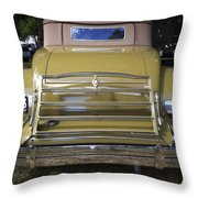 Even The Backside Looks Good Throw Pillow