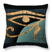 Even The Gods Must Die Throw Pillow