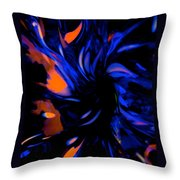 Evening Comes Throw Pillow