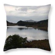 Evening Mood - Ring Of Kerry - Ireland Throw Pillow