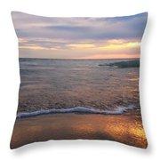 Evening Solace Throw Pillow
