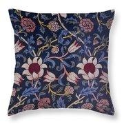 Evenlode Design Throw Pillow