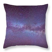 Ever Expanding Throw Pillow