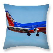 Ever Want To Get Away?  Throw Pillow