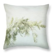 Evergreen - Square Throw Pillow
