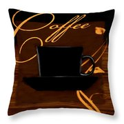 Every Cup Matters Throw Pillow