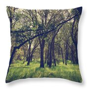 Every Day I'm Learning Throw Pillow