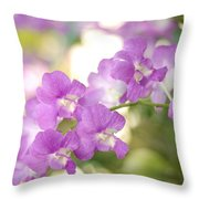 Every Gesture Of Tenderness Throw Pillow