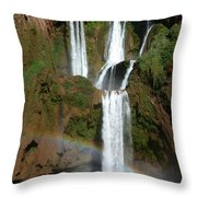 Every Teardrop Is A Waterfall  Throw Pillow