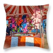Everybody Is A Winner... Throw Pillow