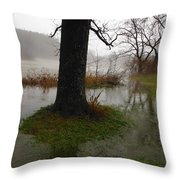 Everyone Needs To Be Their Own Island Throw Pillow