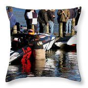 Everything Else Is Just Waiting Throw Pillow