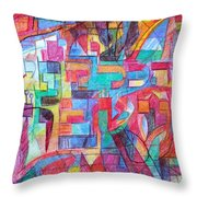 Everything Is According To The Accounting Throw Pillow
