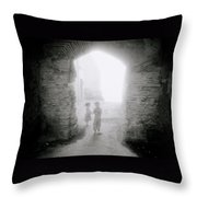 Dreams And Memories Throw Pillow