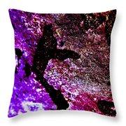 Evolution - Abstract 003 Throw Pillow
