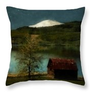 Excellence And Peace Throw Pillow
