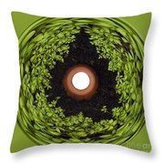 Excellent Drainage Throw Pillow