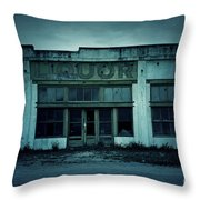 Excuses Have All Dried Up  Throw Pillow