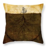 Exemplar Throw Pillow